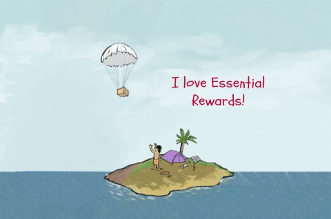 island graphic essential rewards