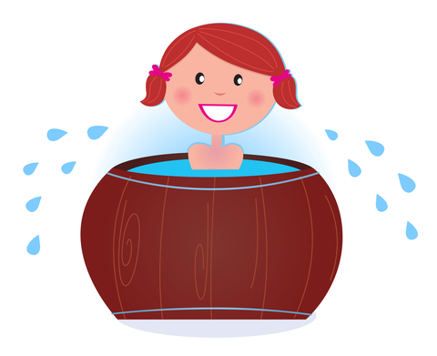 http://www.dreamstime.com/royalty-free-stock-images-girl-soaking-cold-barrel-tub-sauna-image18765929