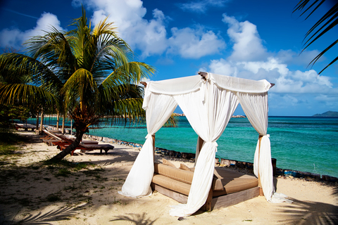 http://www.dreamstime.com/royalty-free-stock-photo-romantic-sunlounger-honeymooners-image21204365